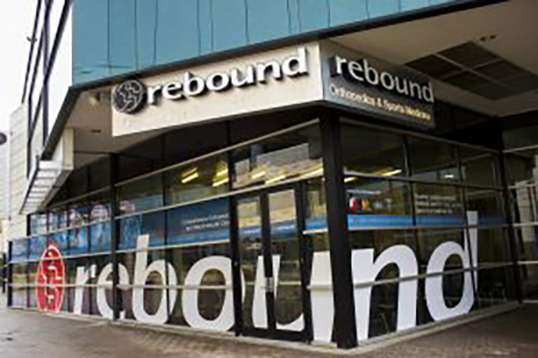Photo: Rebound Physical Therapy Rose Quarter