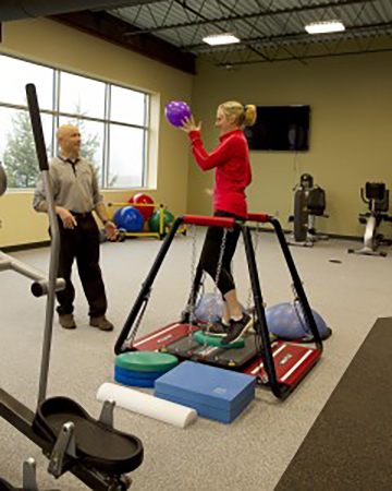 Photo: Rebound Physical Therapy Cascade Park
